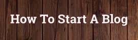 start blog in bangla